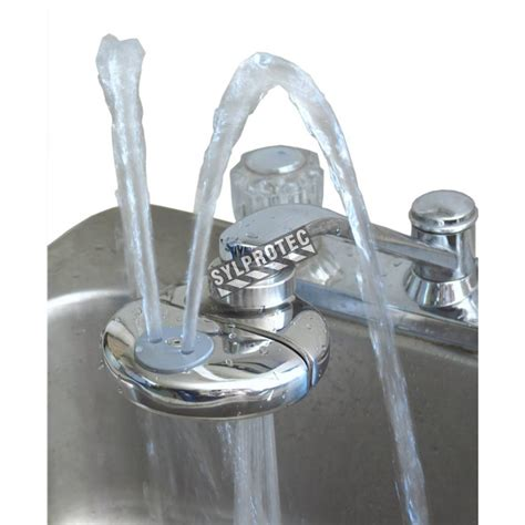 Faucet Mounted Eyewash by Eyepod Faucet Mounted Eyewash With Anti Scald Valve Ansi