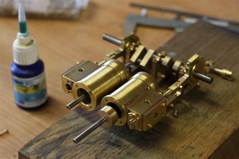 Modellbau Aufkleber Selber Machen by Dfmaschine Quot Danni Quot Als 2 Zylinder Maschine Modellbau