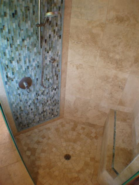 bathroom tile floor ideas 30 shower tile ideas on a budget
