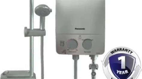 Water Heater Panasonic Malaysia shower water heater panasonic instant water heater