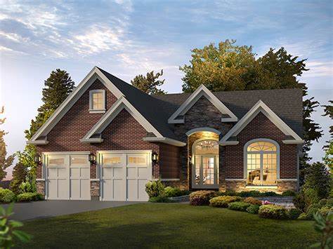 traditional ranch home plan 121d 0035 house plans