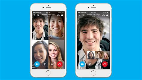skype bringing free group video calling android ios
