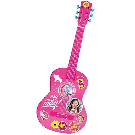 soy luna rock and roll star guitarra espa 241 ola soy luna de madera mis personajes c 225 ceres