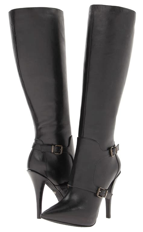 kenneth cole knee high boots simple and on trend