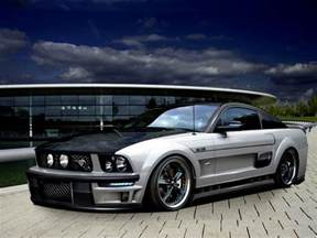 Ford Motor Cars Sports Car Ford Mustang Tuning Cars Pictures