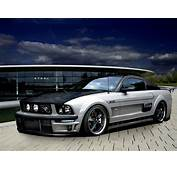 Sports Car Ford Mustang Tuning Cars Pictures
