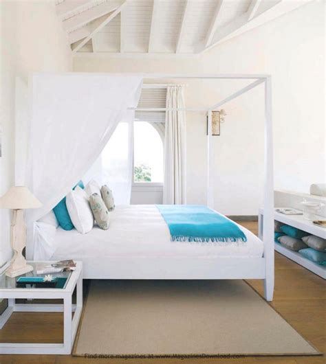 beach bedrooms ideas white turquoise bedroom canopy bed beach house bedroom