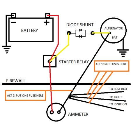 vp alternator wiring diagram wiring diagram and schematics