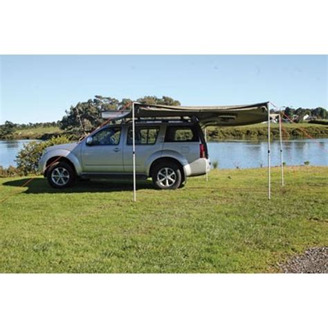 cer roll out awning foxwing four wheel drive 2 5m pull out awning buy car