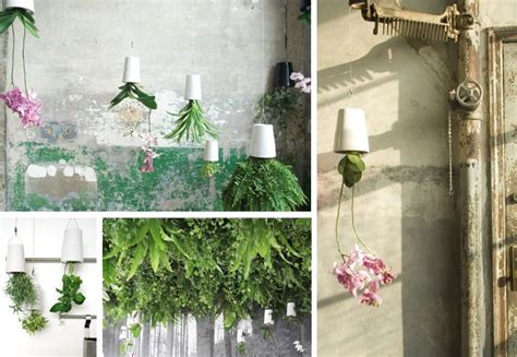 how to make hanging planters diy upside down hanging planters inspiration tutorials