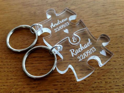 Make Your Own Chandelier Kit Personalised Valentines Wedding Laser Cut Engraved Puzzle