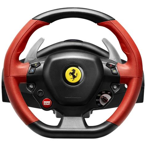 volante thrustmaster xbox one thrustmaster tx racing wheel 458 italia edition