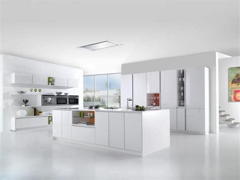 cuisine moderne blanc cuisine moderne et blanc 2 cuisines design et