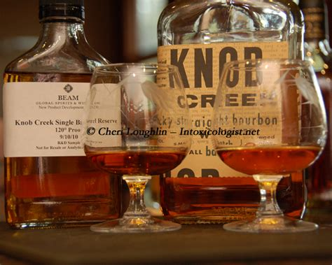 Knob Creek Bourbon Recipes by Knob Creek Single Barrel Reserve Bourbon Review The