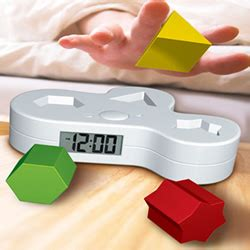 Puzzle Alarm Clock by Puzzle Alarm Clock Demands More Than Mere Wakefulness