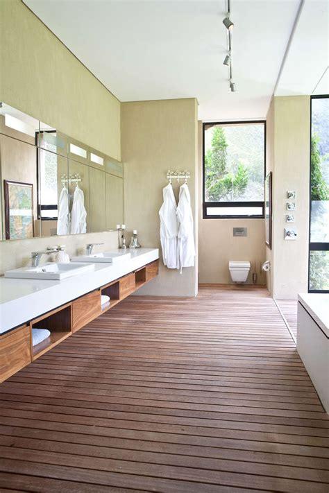 spa style bathroom vanity 15 exles of bathroom vanities that have open shelving