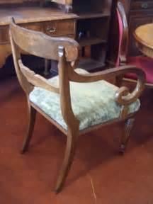 regency armchair regency armchair antiques atlas