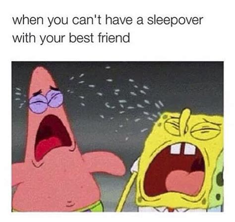 Sleepover Meme - sleepover memes
