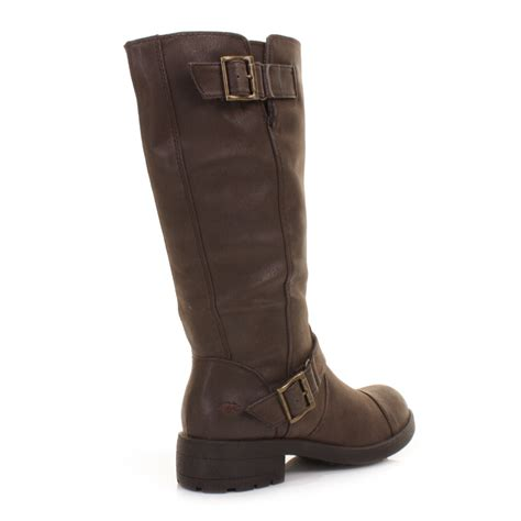 womens brown biker boots brown knee high boots boots price reviews 2017