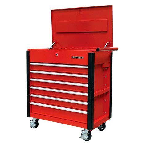 Oem Tools 174 Professional 6 Drawer Tool Service Cart