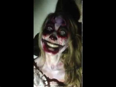 the scarehouse basement you to smile in scarehouse