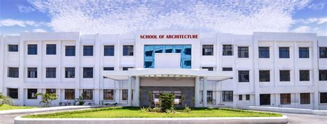 Mba Fees In Measi by S V S School Of Architecture In Coimbatore