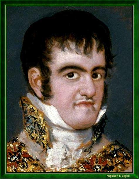 napoleon bonaparte biography in spanish ferdinand vii king of spain picture napoleon empire