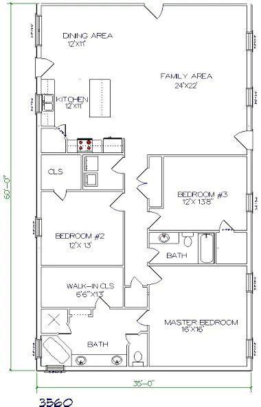 purpose of a floor plan 30 barndominium floor plans for different purpose