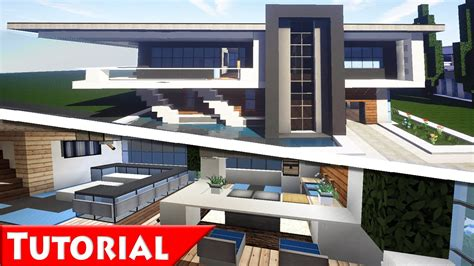 minecraft house modern designs minecraft modern houses interior animehana com