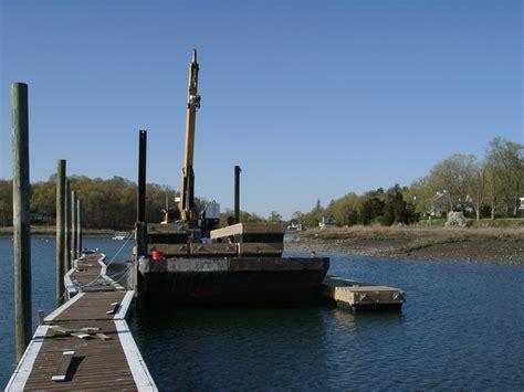 darien boat club dock replacement program