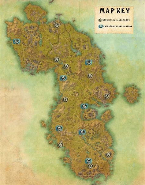 skyshard eso locations map elder scrolls online map of shards home all posts game