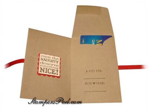 Creative Gift Card Packaging - gift card packaging creative inspiration for cards pinterest