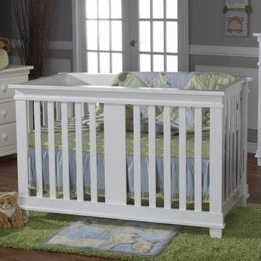 Pali Cribs For Sale by Pali Lucca Convertible Crib In White Free Shipping 479 98