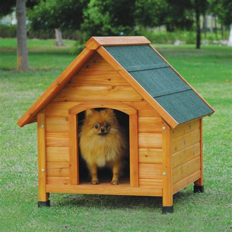 happy dog house sunnypet wooden dog house worldstores