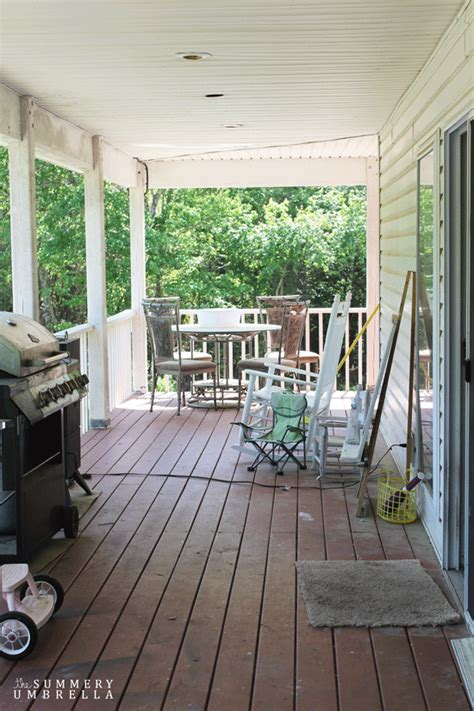 steps  updating  deck lz cathcart
