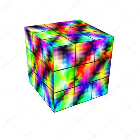 Rubik Rainbow Cube Merk Yongjun ルービック キューブに抽象的な虹と白の背景 3 d レンダリングに光の線のパターン ストック写真 169 iranikol88 106317908