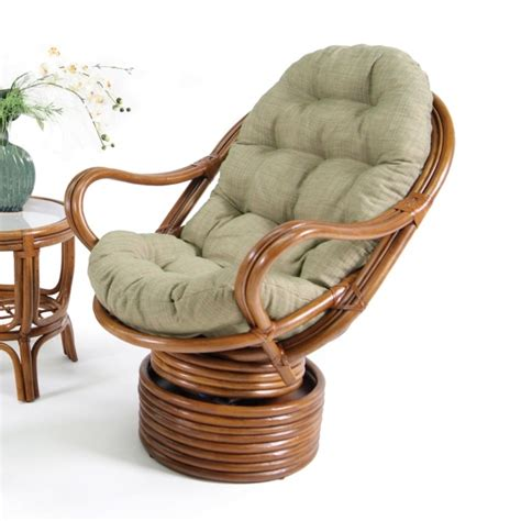 Wicker Replacement Cushions by Rattan Swivel Rocker Chair Replacement Cushions