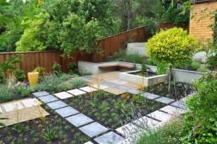Low maintenance backyards landscaping network