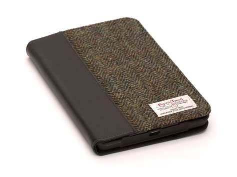 Casing Mini 2 harris tweed turnfolio rotating for mini mini 2