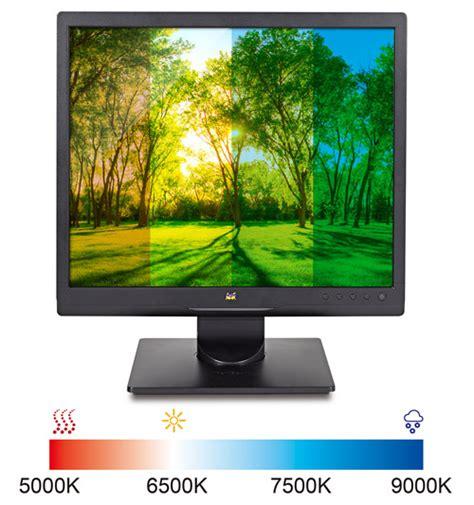 Monitor Viewsonic Va708a Led Backlight Original Resmi 17 quot viewsonic va708a 5 4 lcd monitor computer alliance