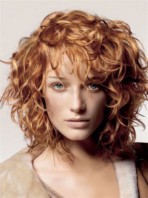 shaggy strawberry blonde perm amazing red hair color ideas 2018