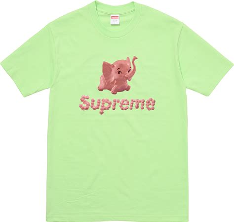 t shirt supreme supreme elephant