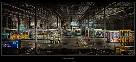 glebe tram sheds photography location guide