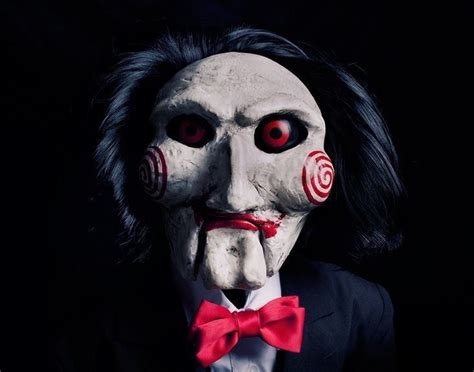 jigsaw film saw life size autographed billy quot jigsaw quot puppet from saw