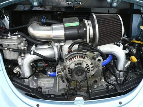 subaru boxer engine in vw beetle 1973 vw beetle turbo with subaru wrx sti engine