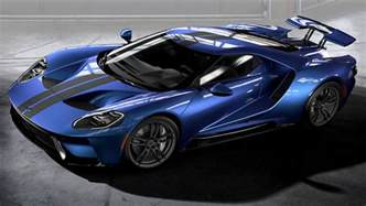 2017 ford gt top 10 color combinations from the new ford