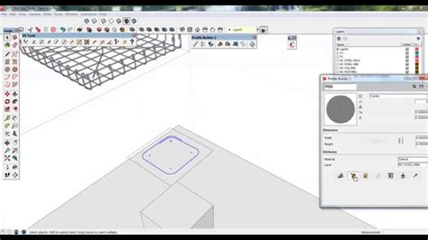 J Cbell Sketches by โมเดลงานโครงสร าง Bill Of Materials By Sketchup