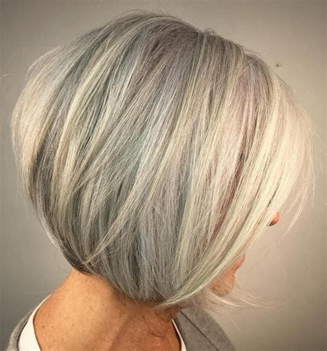 fine graycoming in of short bob hairstyles for 70 yr old 60 best hairstyles and haircuts for women over 60 to suit