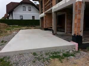 terrasse auf betonplatte terrasse holz auf betonplatten kreatif zu hause