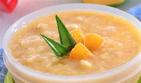 Panci Untuk Bubur cara membuat bubur ubi manis dan lembut buku masakan